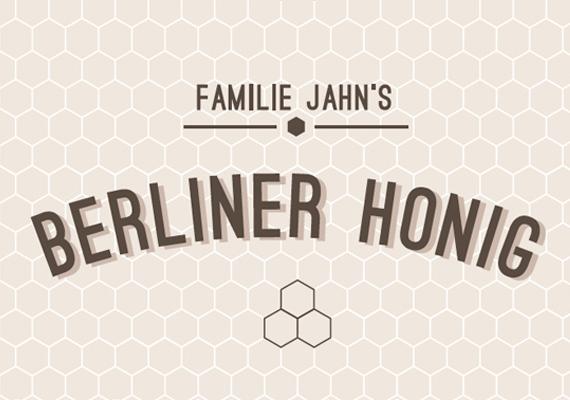 BERLINER HONIG – LOGO & LABEL