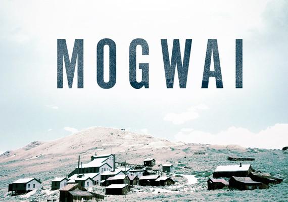MOGWAI – TOUR POSTER